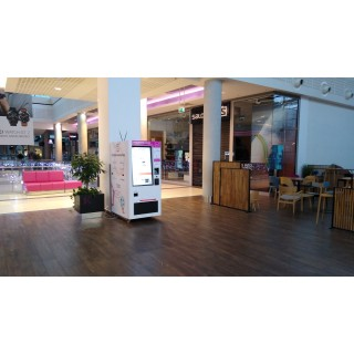We are located at Kazimierz Shopping Mall in Kraków!