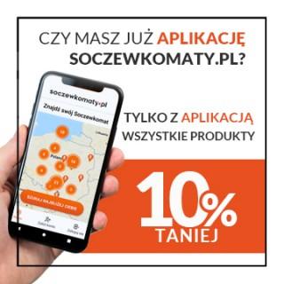 Wszystkie produkty 10% taniej z aplikacją Soczewkomaty.pl