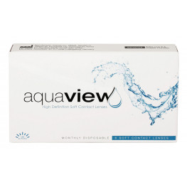 AquaView Monthly 3 szt.