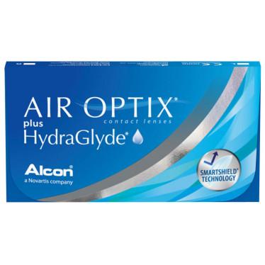 Air Optix Plus HydraGlyde 6 szt.